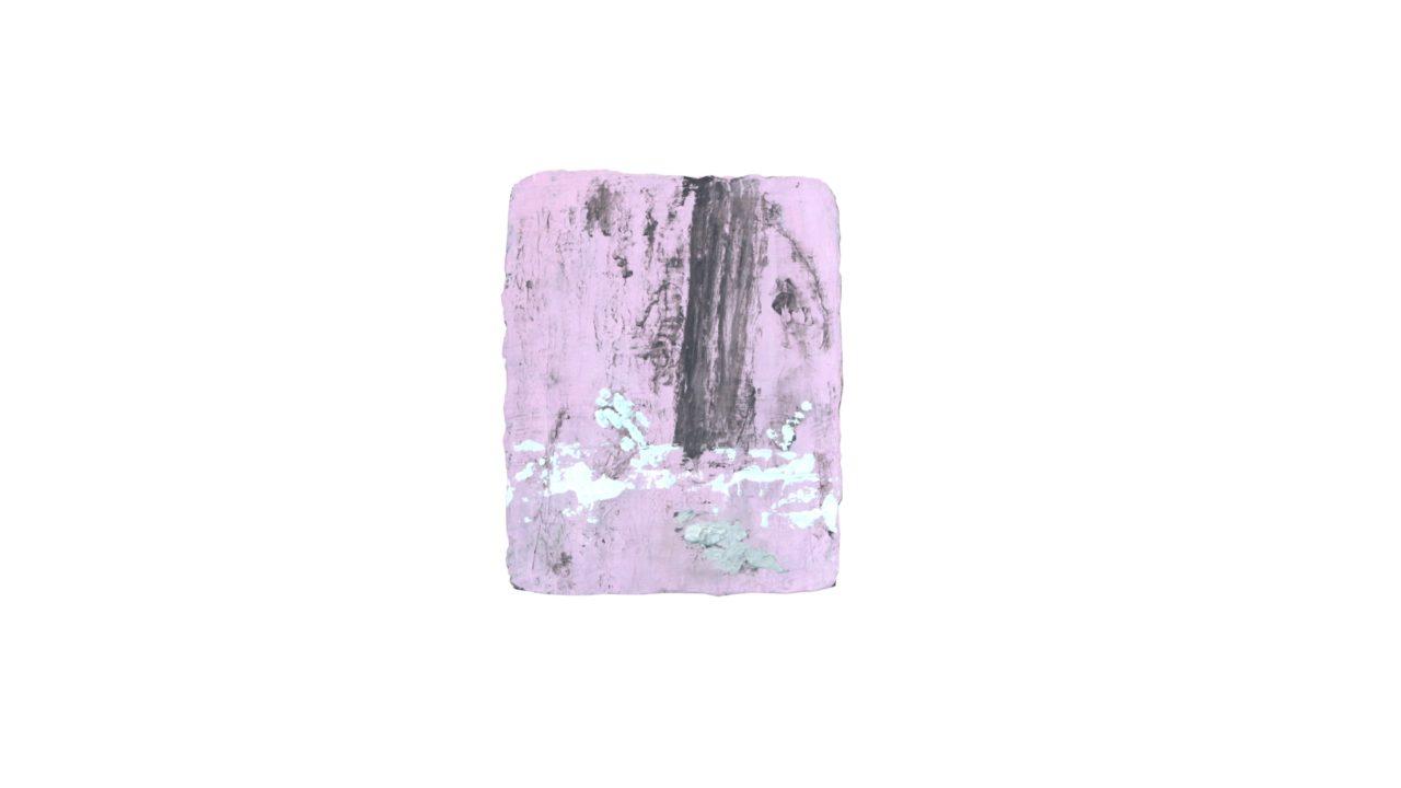albero, oil on linen, 2017/18, 32,5 x 26,6 cm