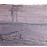 Untitled, 2011, oil on linen, 81 x 102 cm