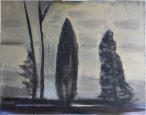 1998, untitled, oil on canvas,, 73 x 93 cm